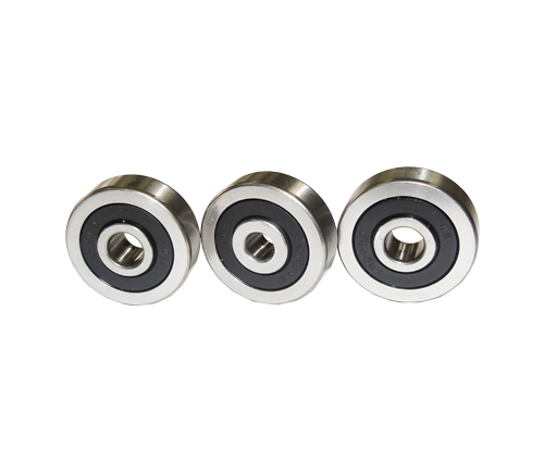 Deep groove ball bearing<br/> Sealed type (Black)